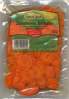 Zanahorias en rodajas - Product