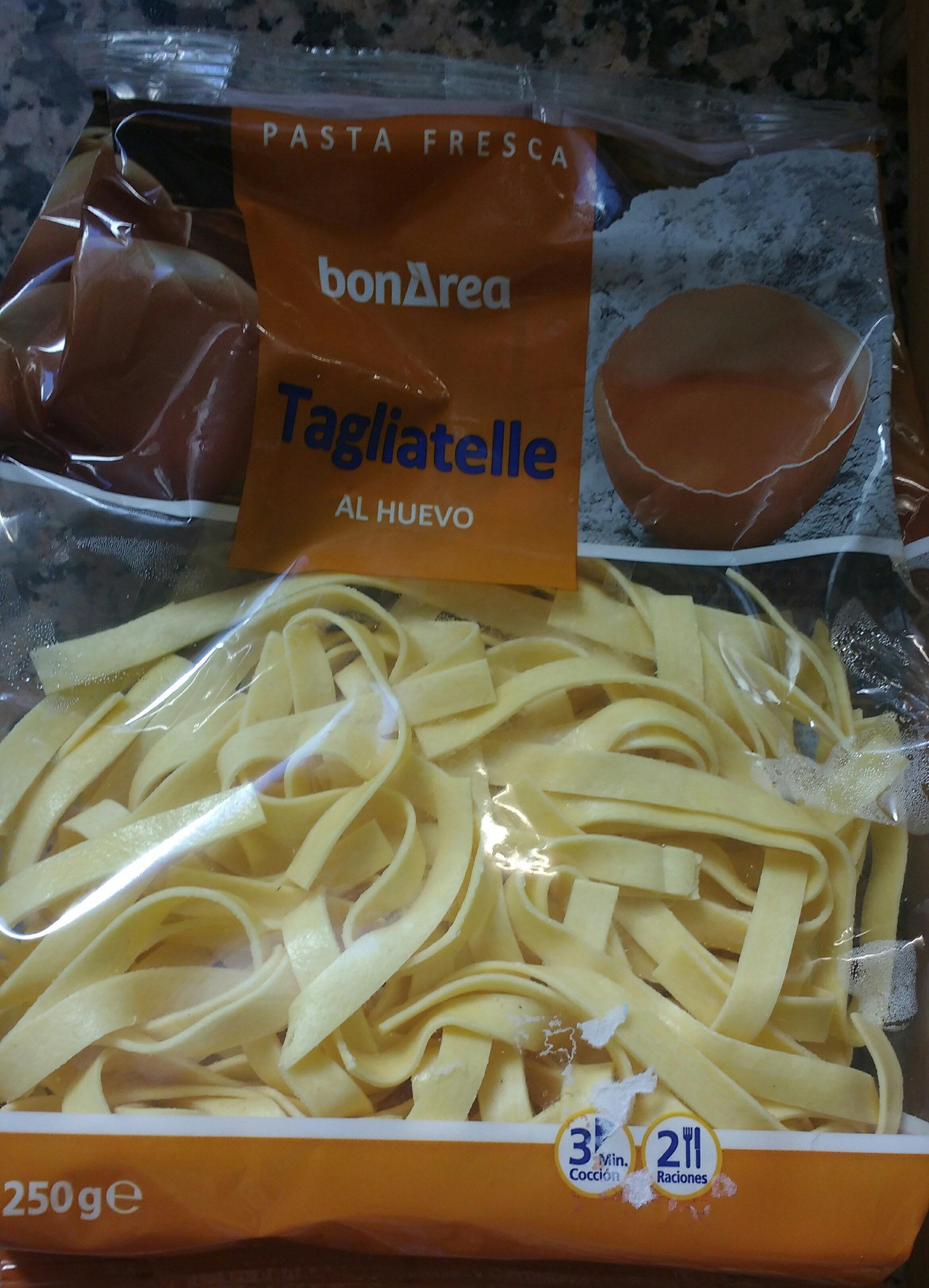 Tagliatelle al huevo - Produit - es