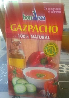 Gazpacho - Producto - fr