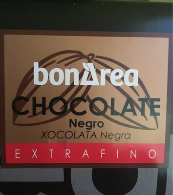 Chocolate negro extrafino