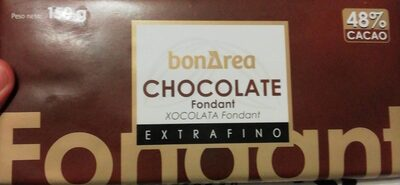 Chocolate fondant 48% - Producte - ca