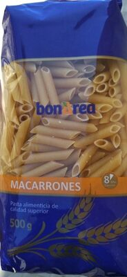Macarrones - Product