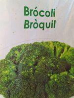 Brocoli congelado - Produit