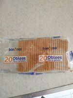 20 Obleas para helados - Product