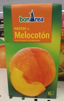 Nectar pressec - Producto