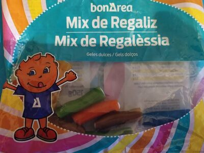 Mix de regaliz