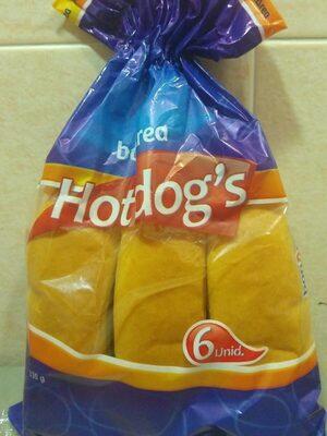 Panes Hot dog's - Prodotto - es