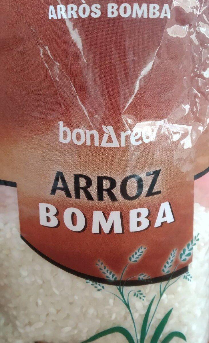 Arroz bomba - Product