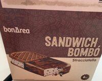 Sandwich Bombó - Product