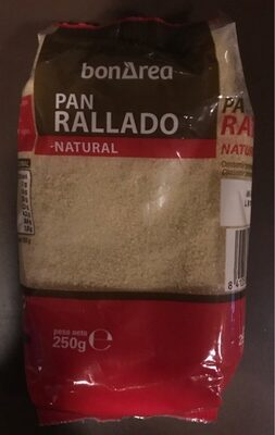 Pan Rallado