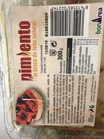 Pimiento a la brasa de leña natural - Ingredients - es