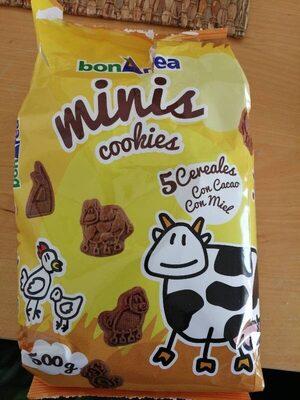 Minis cookies - Producto - es