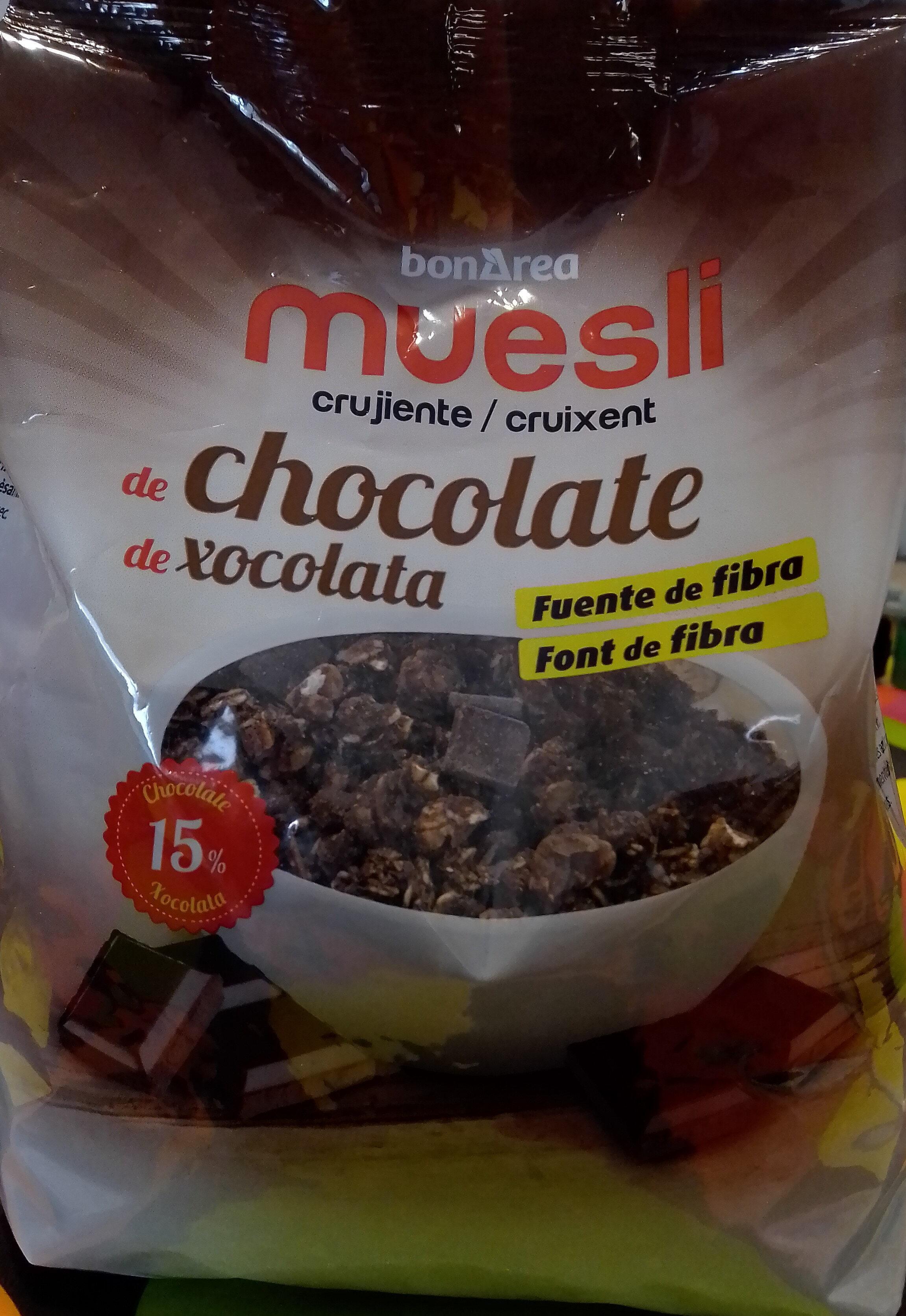 Muesli crujiente de chocolate - Producte - ca