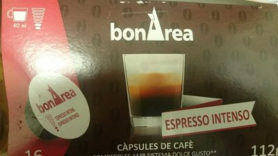 Expresso intenso