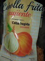 Cebolla frita- Ceba fregida - Produit - es