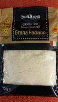 Queso Rallado Grana Padano - Producto - es