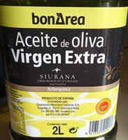 Aceite de oliva virgen extra arbequina - Prodotto - es