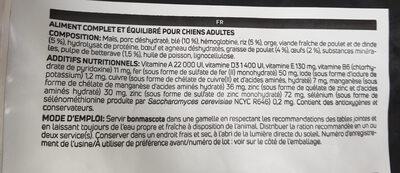 daily super premium - Ingrédients - fr
