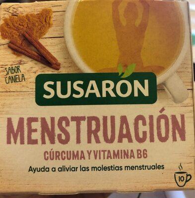 Menstruacion curcuma y vitamina b6