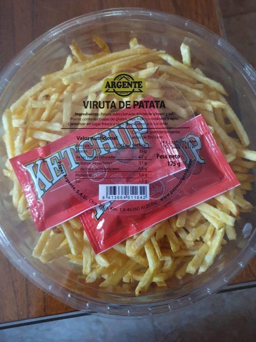 Viruta de patata - Product - es