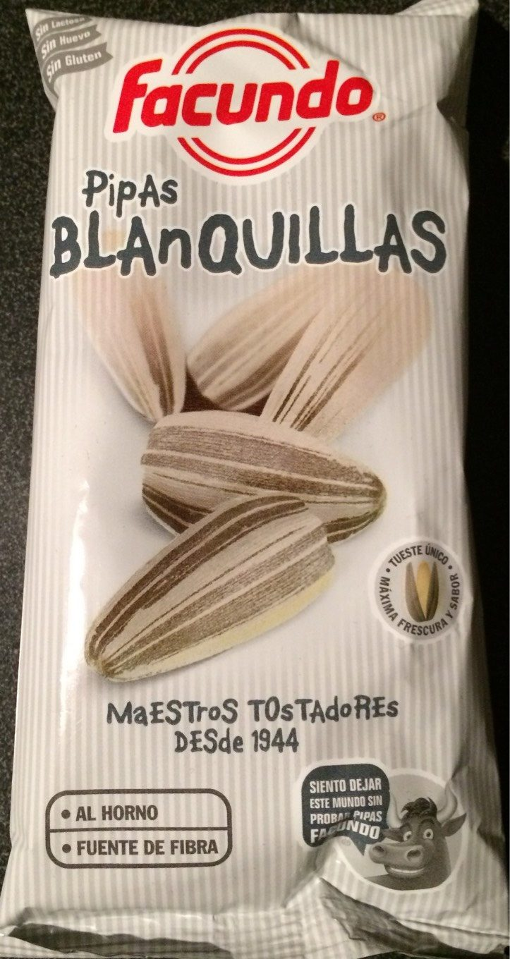 Pipas blanquillas - Producto - fr