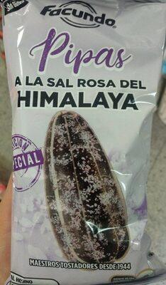 Pipas facundo a la sal rosa del himalaya - Product