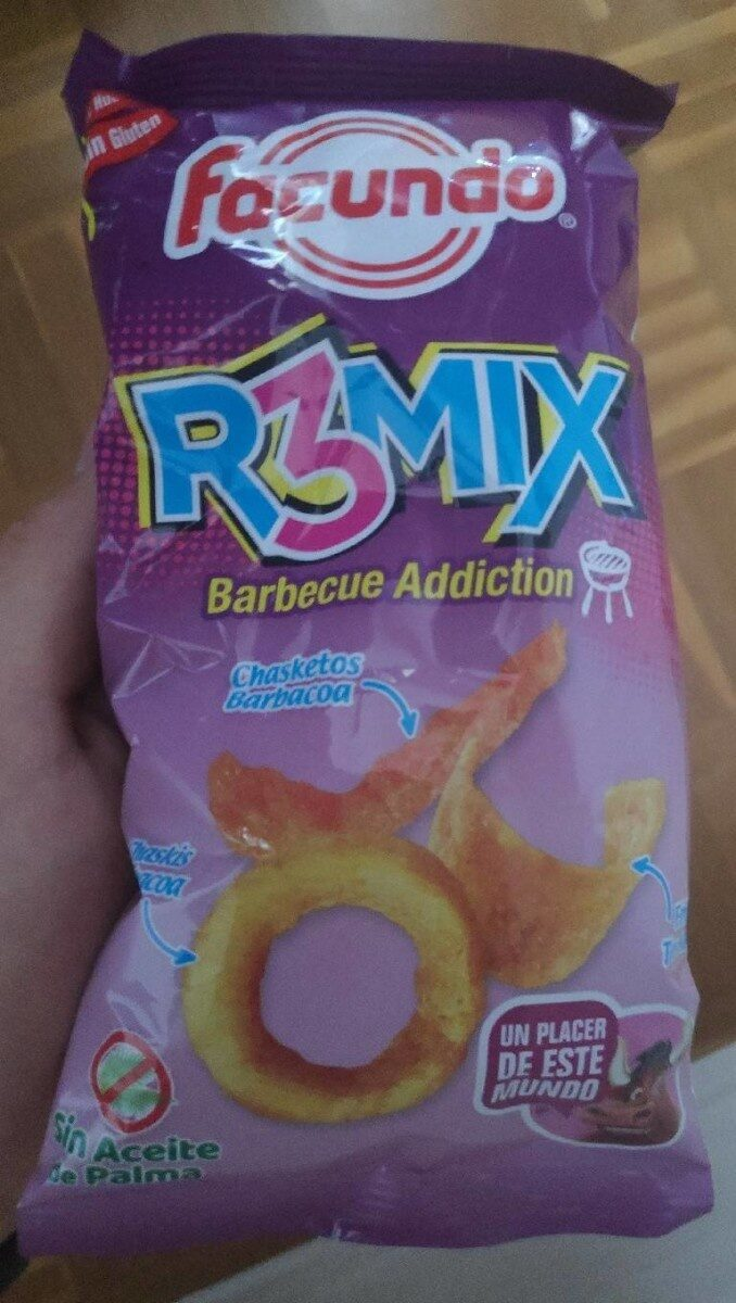 R3mix. Barbecue Addiction - Producto