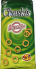"""Aros de maíz """"Chaskis"""" (200 g) - Producto"""