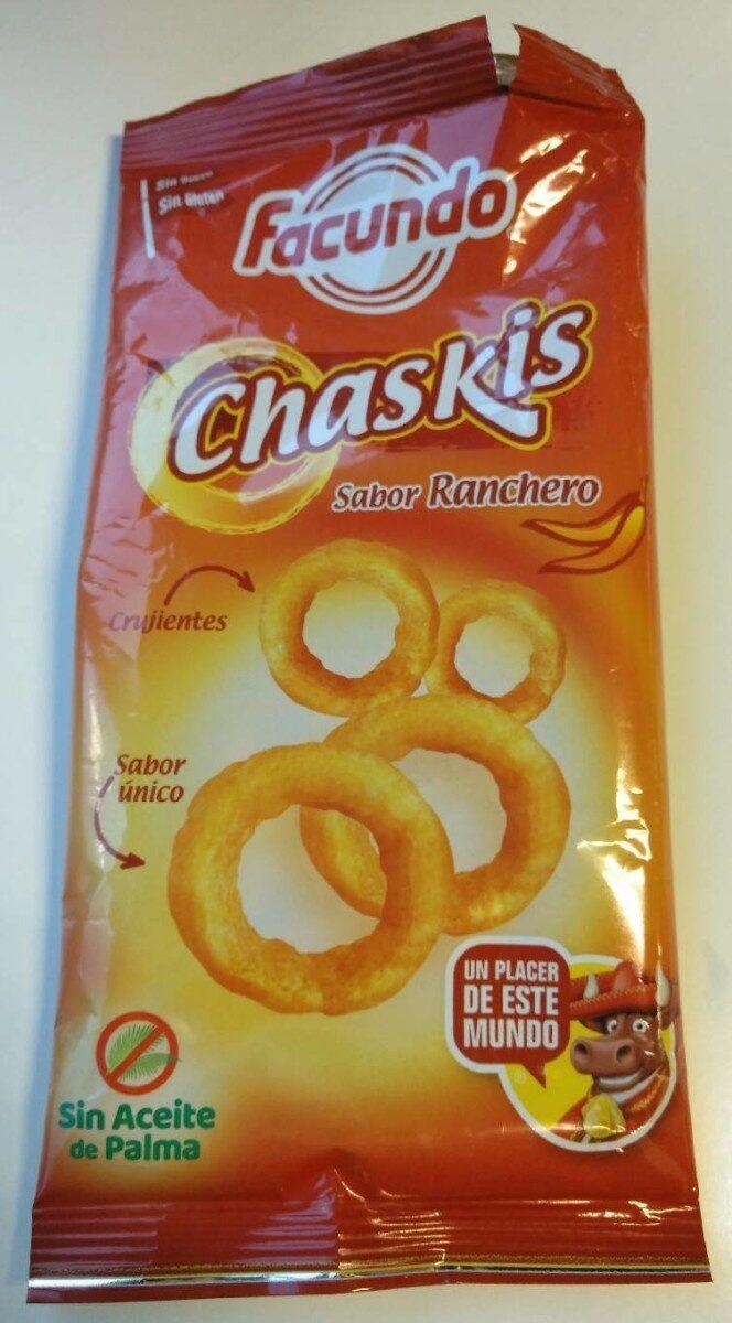 Chaskis sabor Ranchero - Product