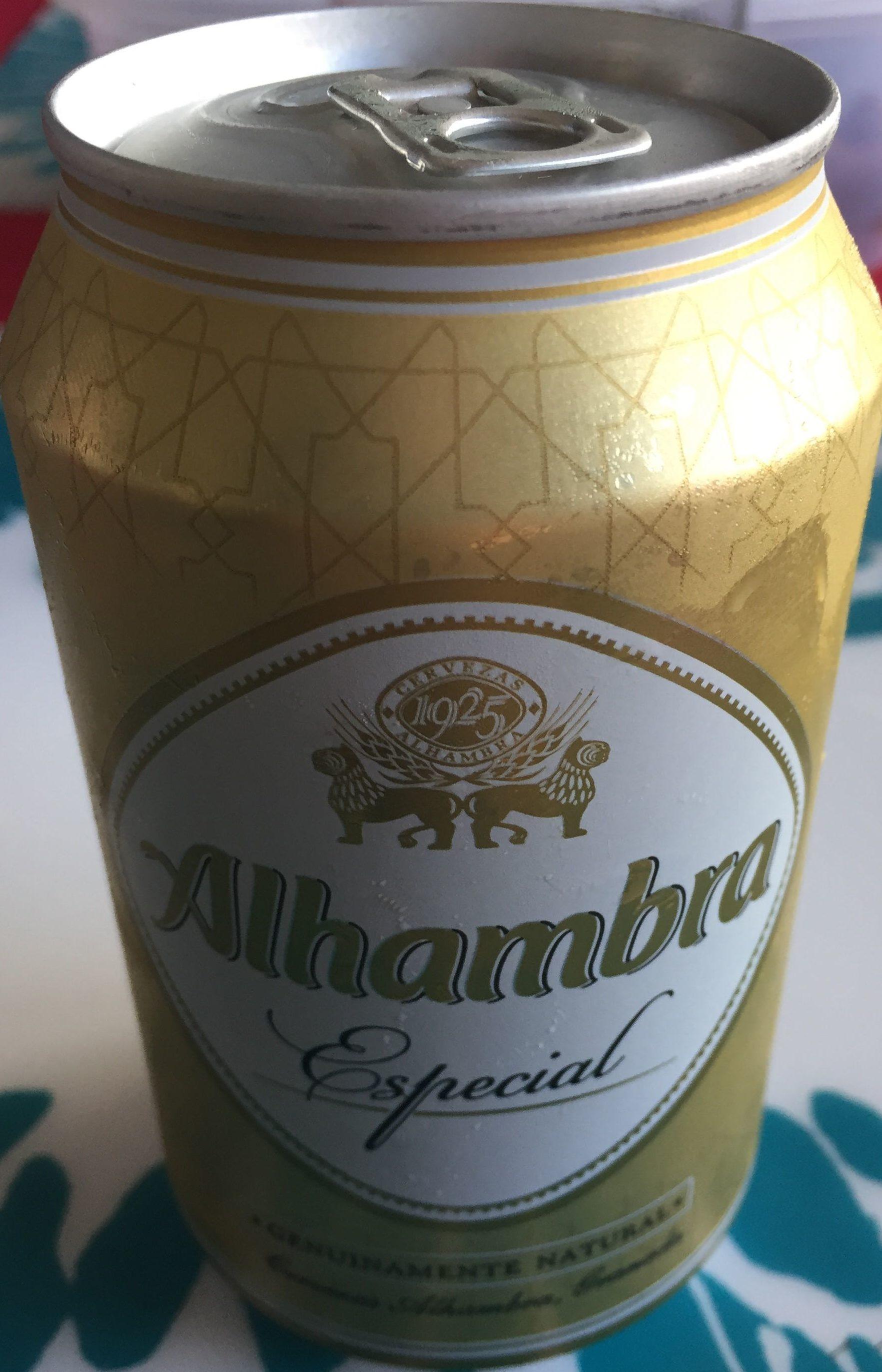 Alhambra especial - Producto - es