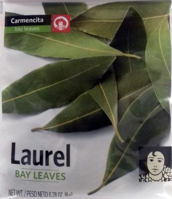 Laurel en hojas - Producto