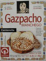 Gazpacho Manchego - Product - es