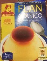 Préparation pour Flan Classique - Producte