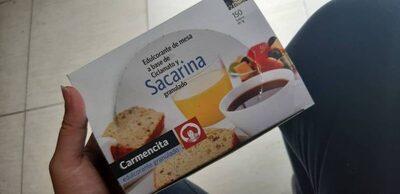 Sacarina - Produit