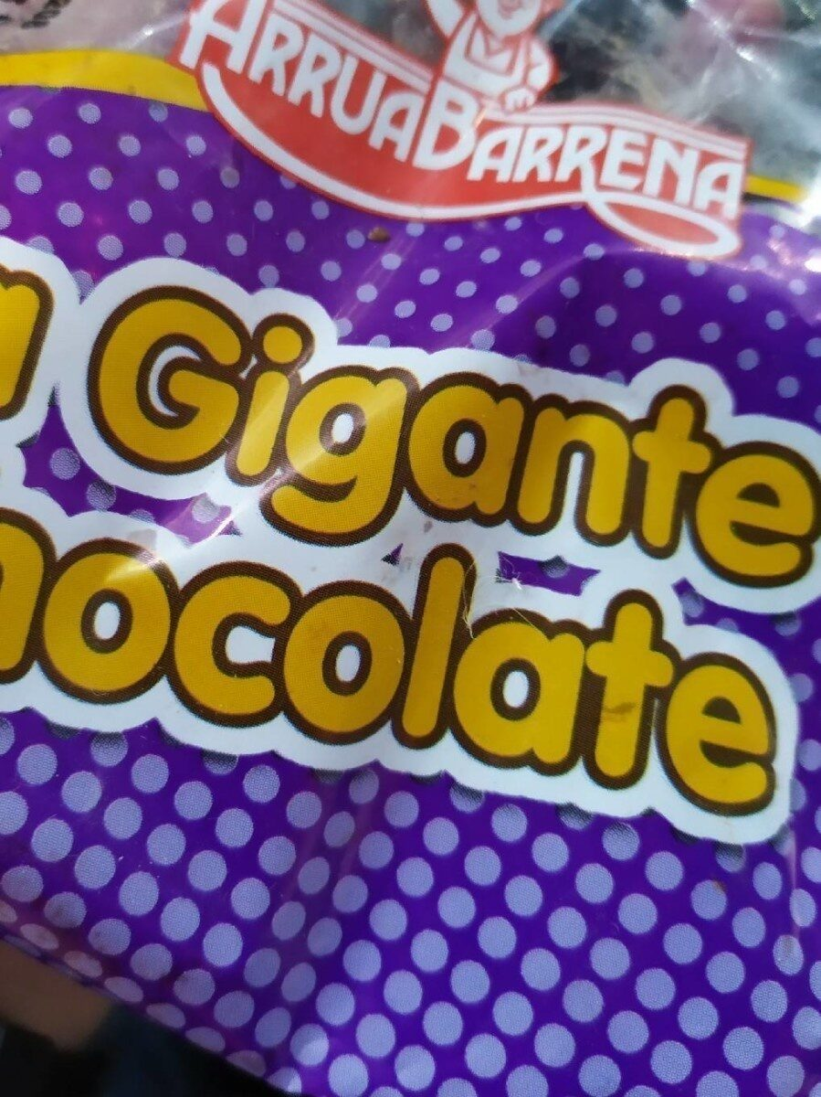 Palmera gigante sabor chocolate - Product - es