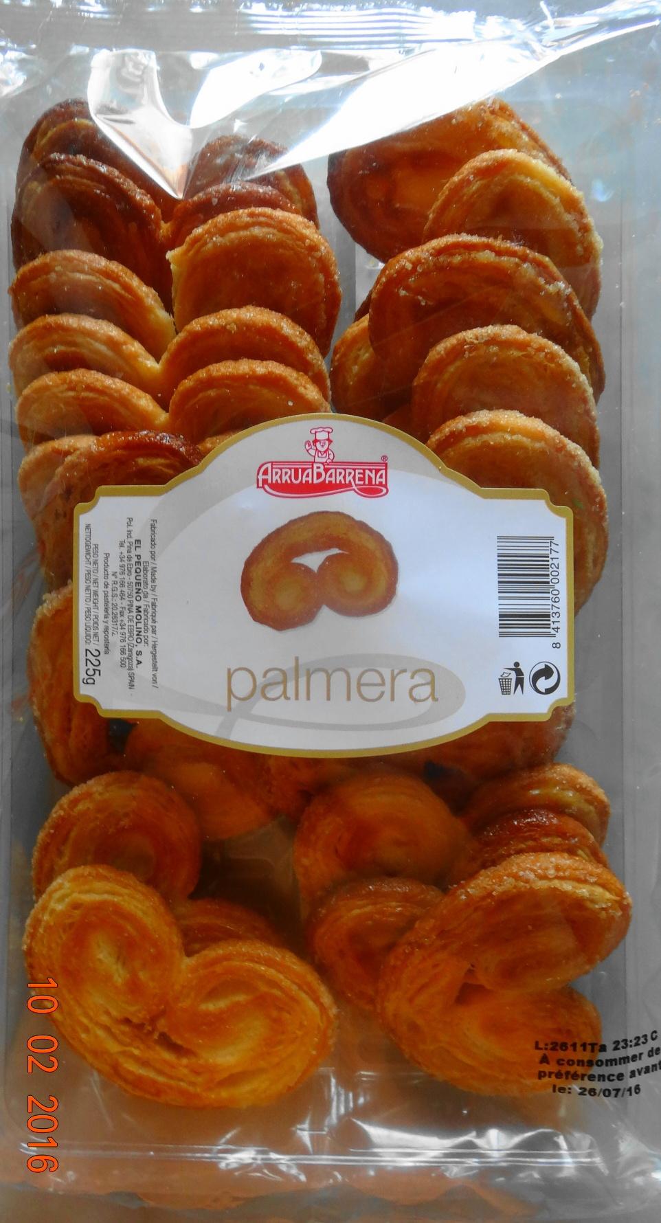 Palméra - Produit