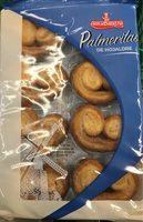 Palmeritas de Hojaldre - Producte - fr