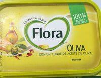 Margarina con un toque de aceite de oliva - Prodotto - es