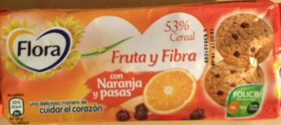 Galettas Fruta y Fibra - Prodotto - fr