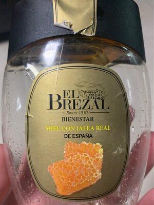 Miel con jalea real - Producto