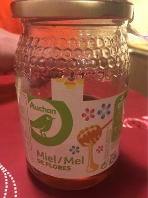 Miel de flores - Producte