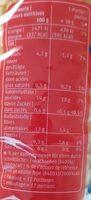 Maïs pour pop corn - Valori nutrizionali - fr