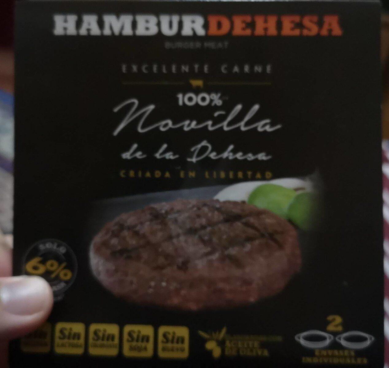 HamburDehesa - Producto