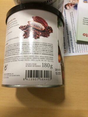 Cacao nibs - Ingredients