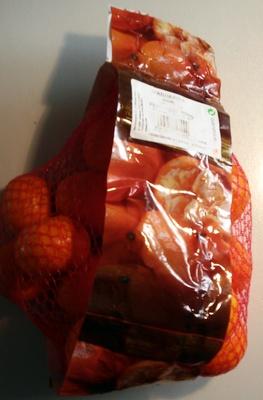 Mandarina orri - Producto