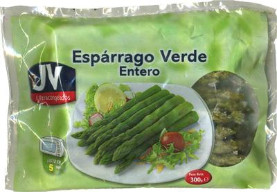 """Espárragos verdes congelados """"JV"""" - Produit - es"""