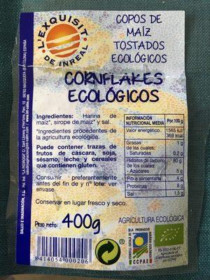 CORNFLAKES ECOLOGICOS - Producto