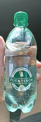 Agua fuente de terror con gas - Prodotto