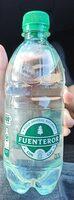 Agua fuente de terror con gas - Valori nutrizionali - es