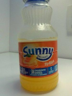 Florida refresco sabor multifrutas naranja, pomelo rojo y lima - Produit